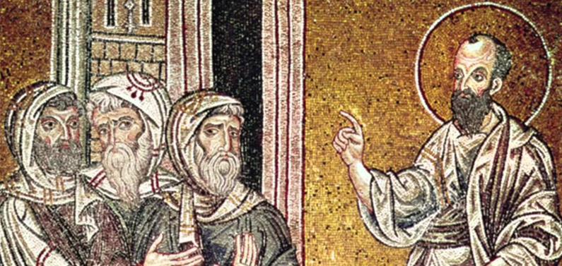 Has not God made foolish the wisdom of the world?