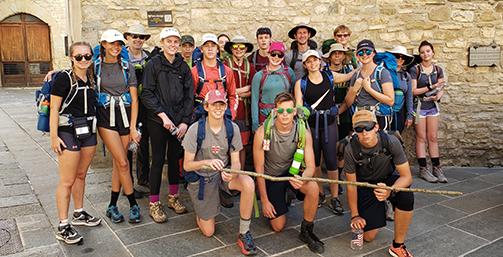 Pilgrimage Group