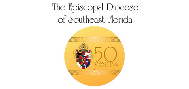 50th Anniversary of the Episcopal Diocese of Southeast Florida