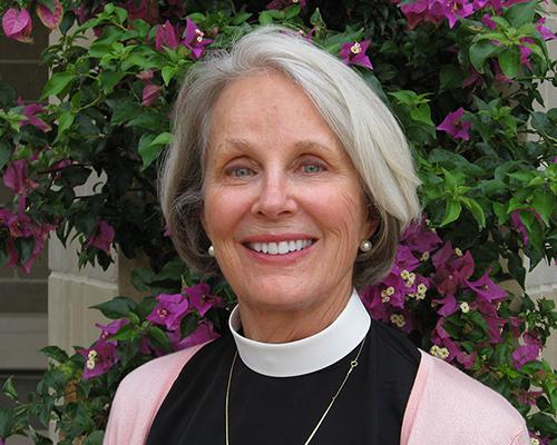 The Rev. Dr. Cecily J. Titcomb