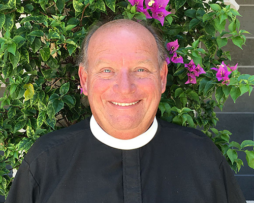 The Rev. Clayton Waddell