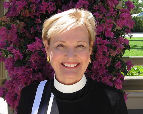 The Rev. Canon Elizabeth R. Geitz