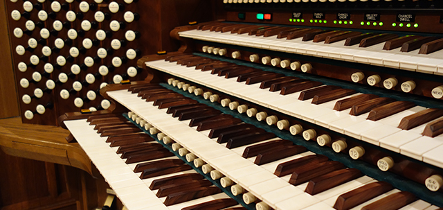 Why do we have music in church?